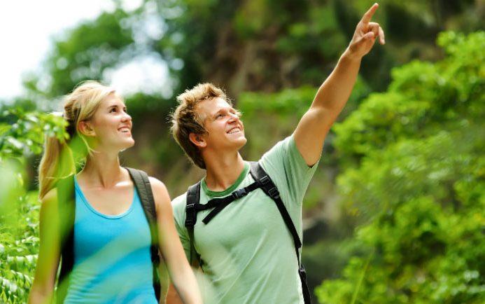 Opnieuw bewezen dat natuur goed is voor je gezondheid