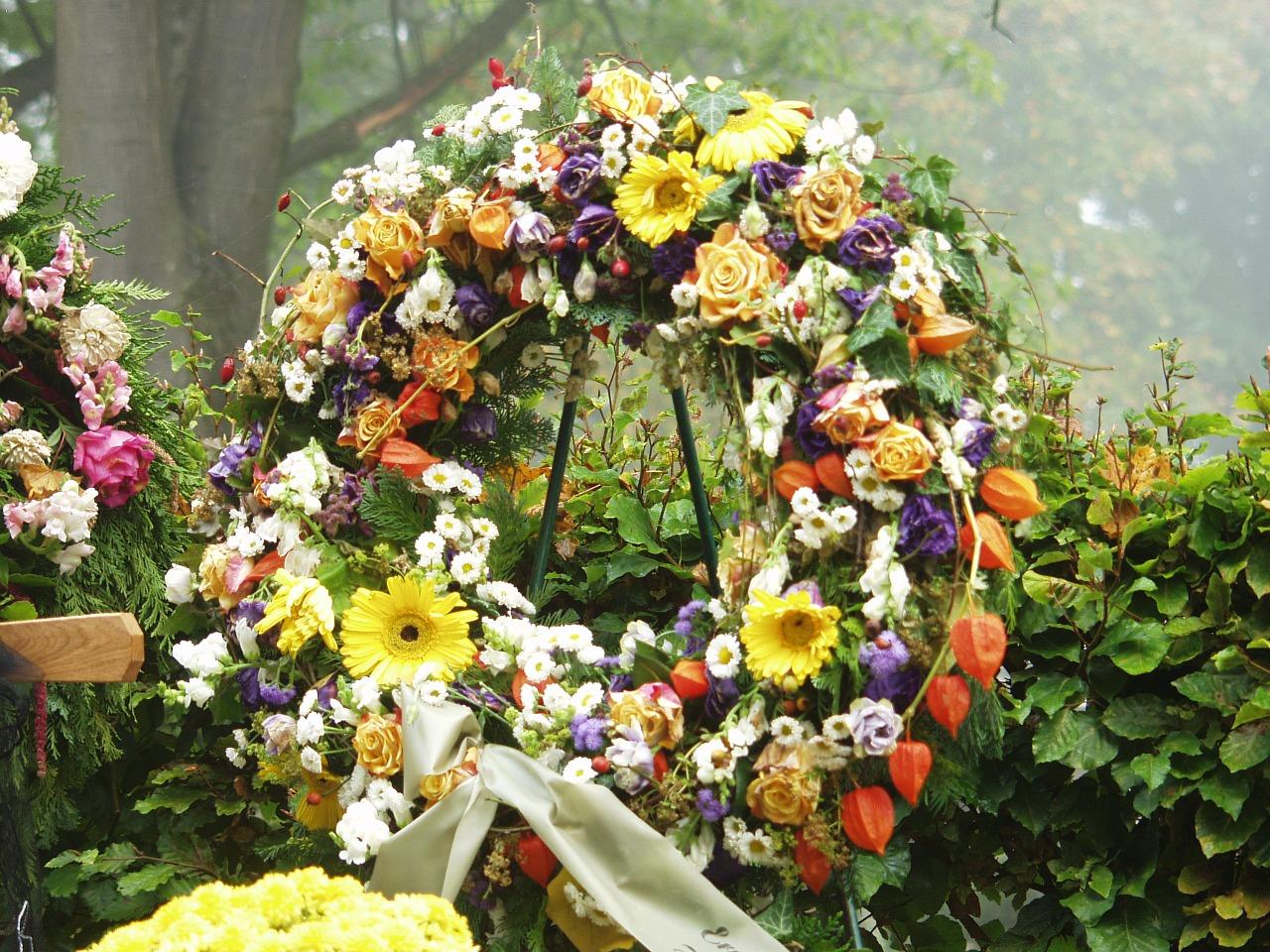 Bloemen bij graven al sinds stenen tijdperk