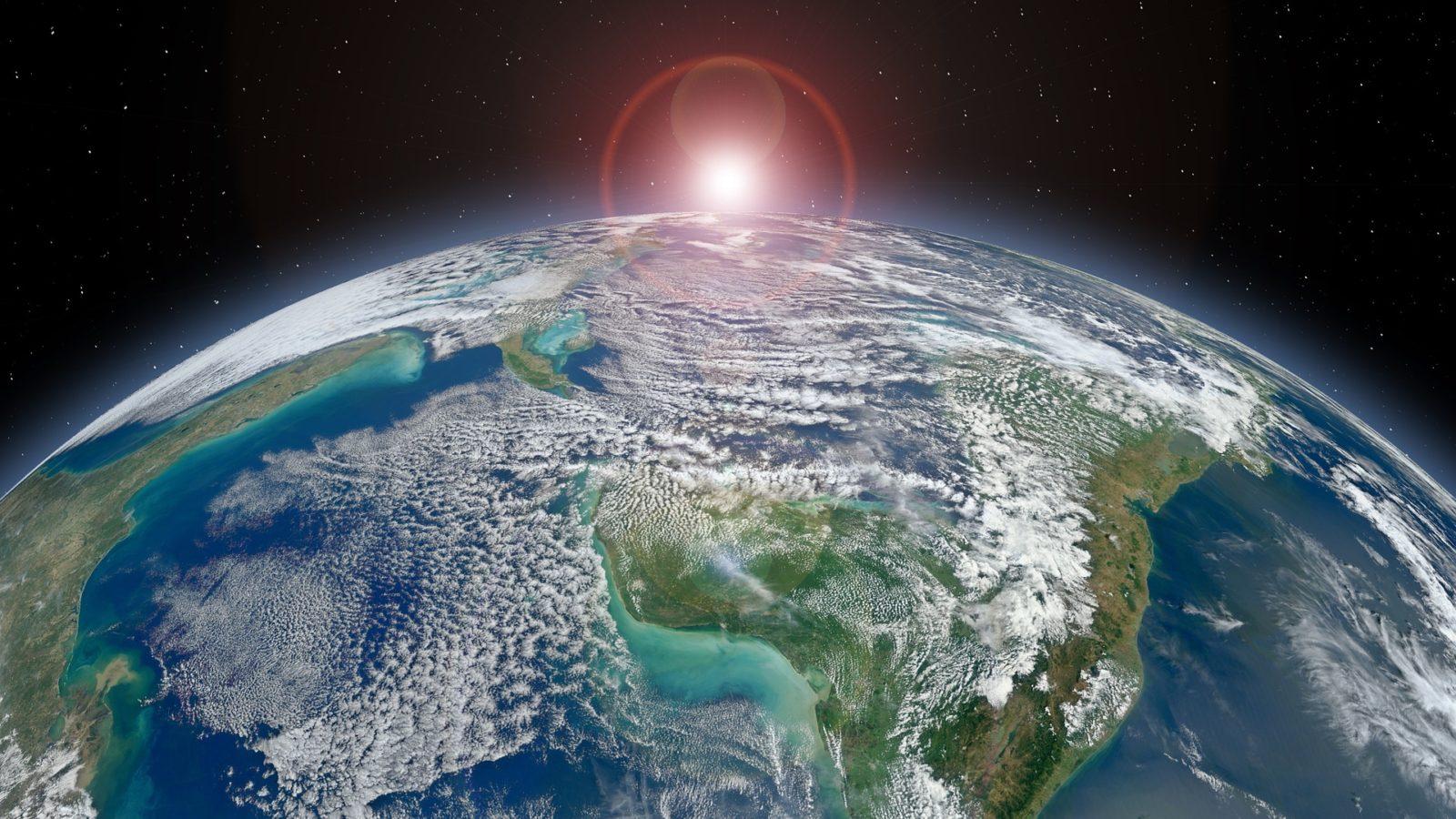 Mogelijk nog ergens een Aarde?