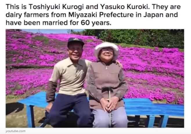 Meneer en mevrouw Kuroki