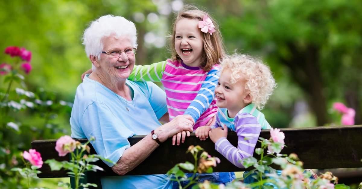 Groen in de stad goed voor senioren