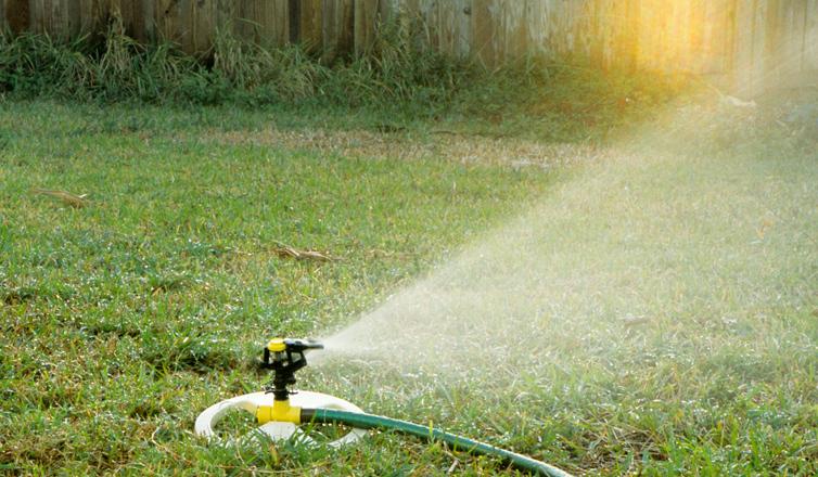 gazon water sprinkler