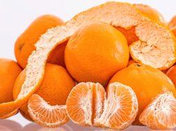 Sinaasappel schil