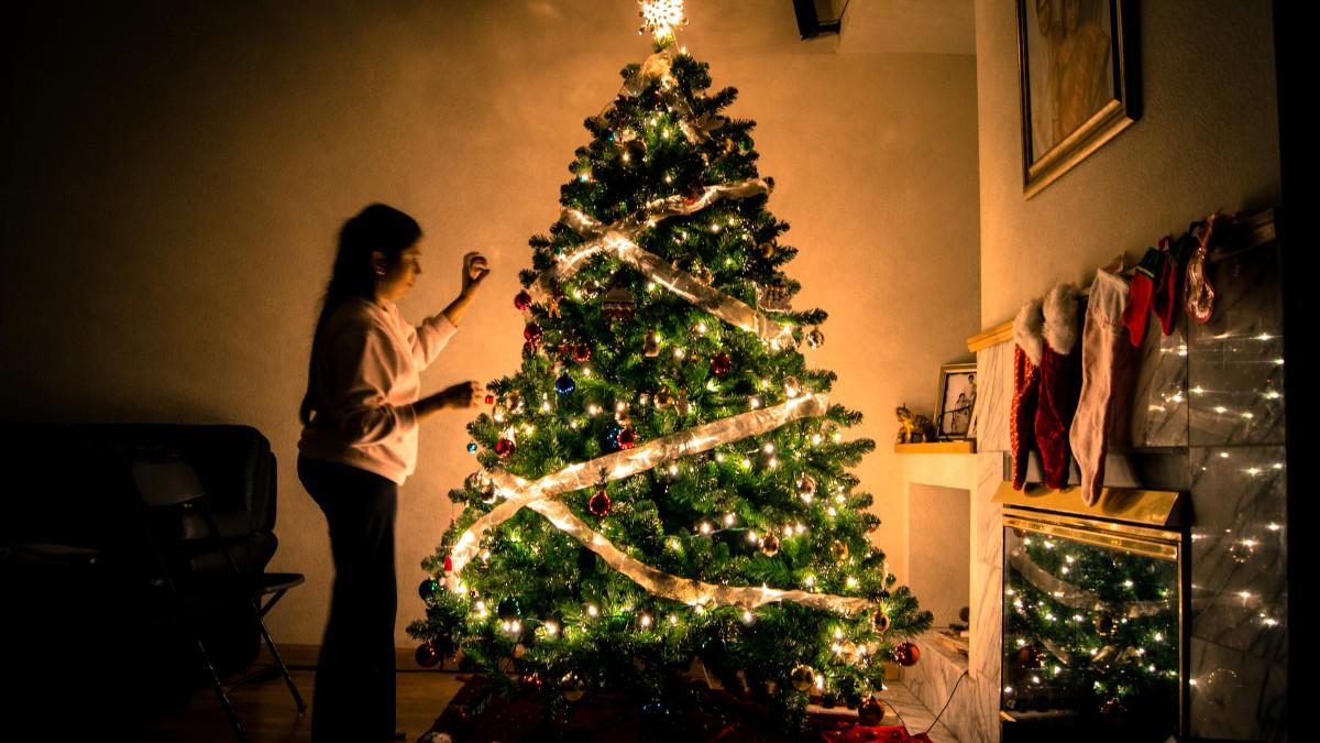 De geschiedenis van de kerstboom