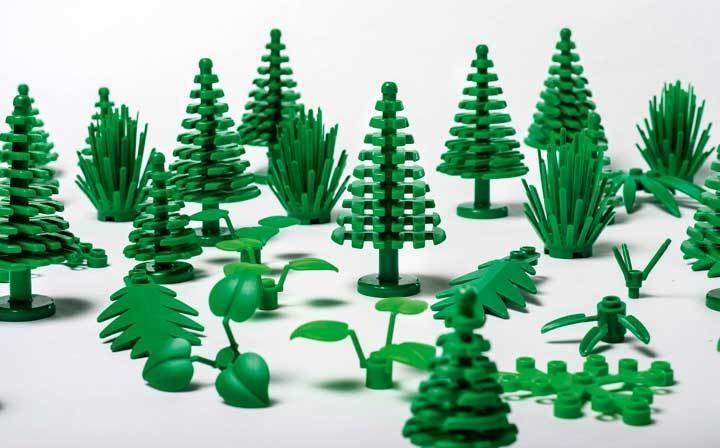 Lego schakelt over op duurzaam plastic van suikkerriet
